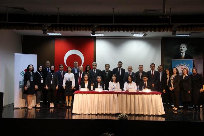ANKARA TÜRK TELEKOM SOSYAL BİLİMLER LİSESİ AHMET HAMDİ TANPINAR PANELİ