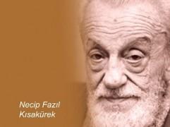 NECİP FAZIL'DAN ALINTILAR