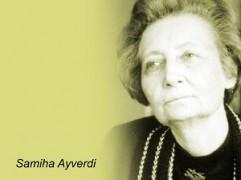 Samiha AYVERDİ