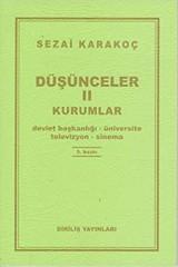 SEZAİ KARAKOÇ-DÜŞÜNCELER II