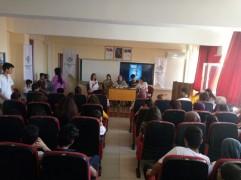 HATAY KARLISU SOSYAL BİLİMLER LİSESİ MUSTAFA KUTLU PANELİ