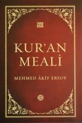MEHMET AKİF ERSOY-KUR'AN MEALİ